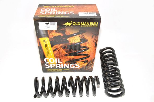 JGS4x4 | Land Rover Discovery 3 L319 OME Front Coil Springs Plus 50mm - DA8918