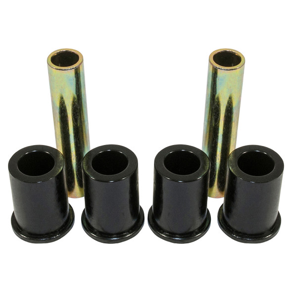 Series 88 Polyurethane Front Spring Rear Chassis Bush Set Black - 569746PY