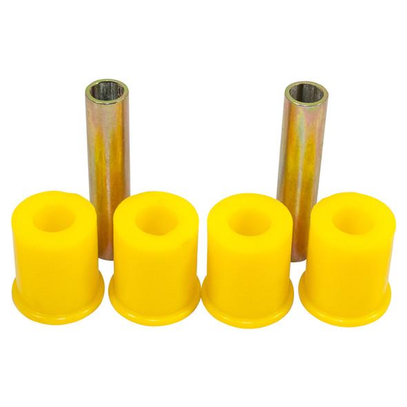 Series 109 Polyurethane Front Spring Rear Chassis Bush Set Yellow - 90577434YELLOW
