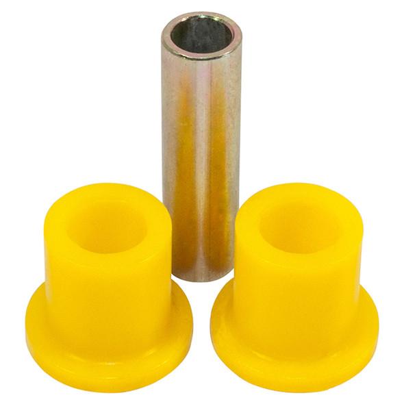 Series Polyurethane Shackle and Spring Bush Set Yellow - 548205PY-YELLOW