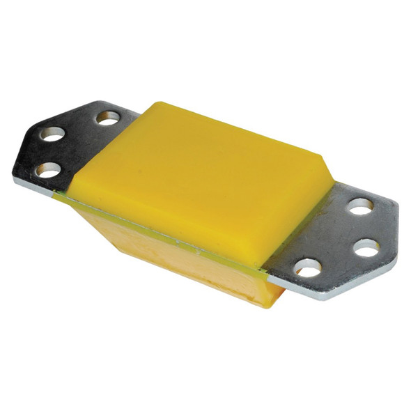 Defender & Discovery 1 Standard Rear Bump Stop 56mm Yellow - ANR4189PY-YELLOW