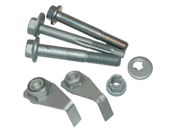 JGS4x4 | Land Rover Discovery 3 L319 Rear Upper Suspension Arm Fitting Kit Nuts & Bolts - DA7207