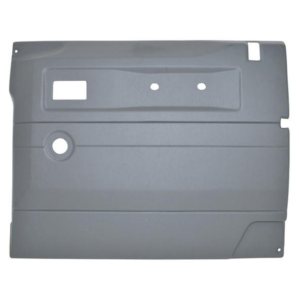 Defender Plastic Front Right Hand Side Door Casing Light Grey - DA2490
