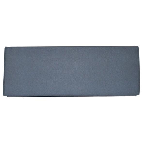 Defender & Series Vinyl Twill Rear Back Bench Seat - 320647RPI