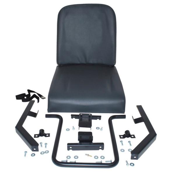 Defender & Series Rear Seat Grey - DA4075