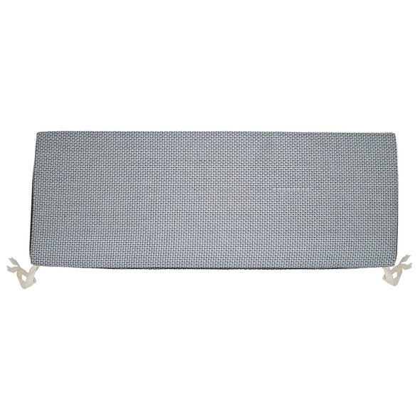 Defender & Series Rear Base Bench Seat Country Grey - 320674CG