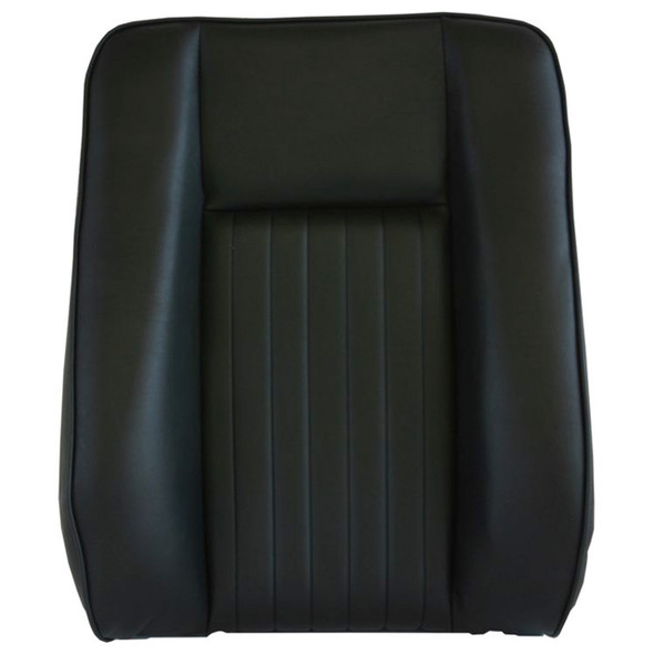 Series Deluxe Centre Seat Back Black - MTC3181