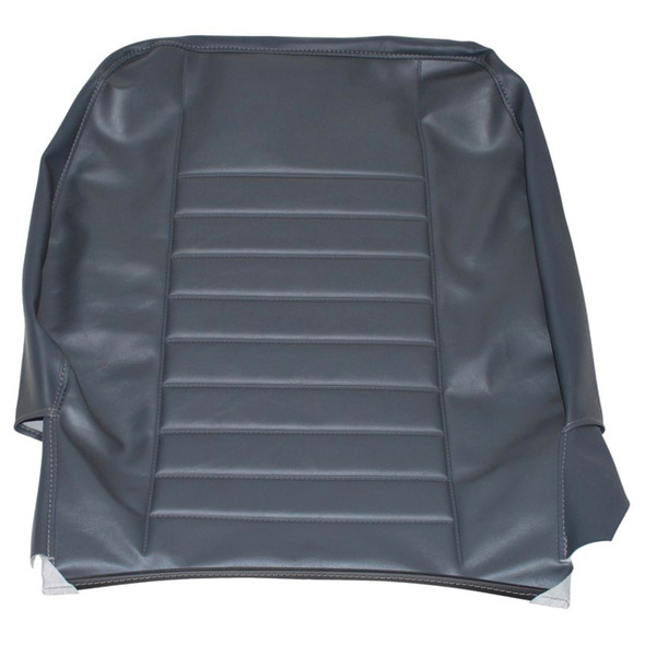 Defender Outer Back Seat Cover with Map Pocket Grey - BTR1759LCS
