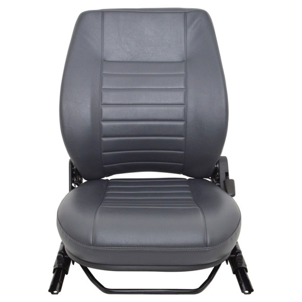 Defender Left Hand Side Seat Assembly Grey - MXC3257LCS