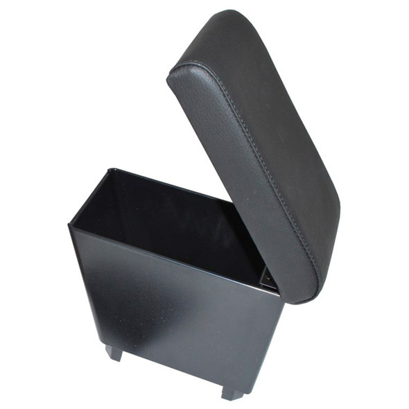 Freelander 2 Cubby Box & Armrest Black Eco Leather - DA5109