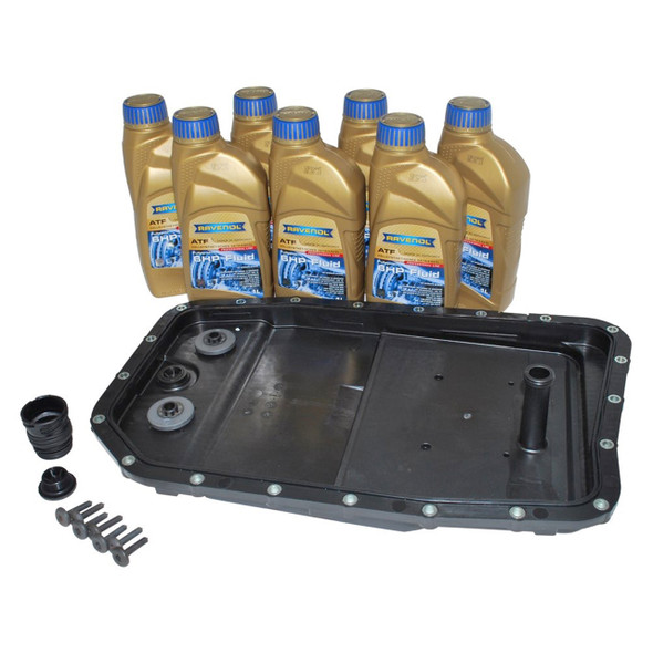 Discovery 3/4 & Range Rover Sport/L322 Automatic Transmission Fluid Change Kit - DA6085