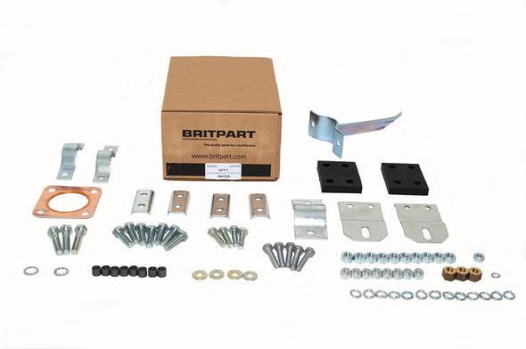 JGS4x4   Land Rover Series 2, 2A, 3 SWB Exhaust Pipe Fitting Kit RHD - DA1293