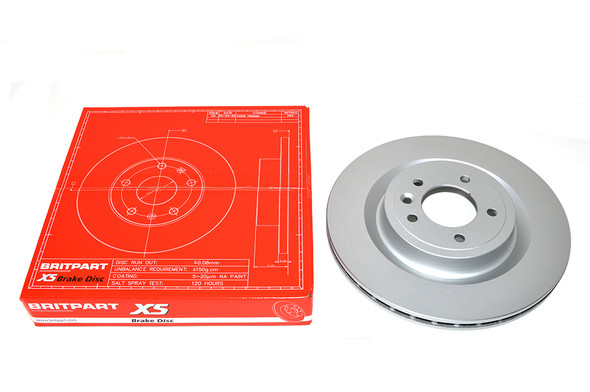 Land Rover Discovery 5 L462 Rear Vented Brake Discs OEM Specification - LR033302G