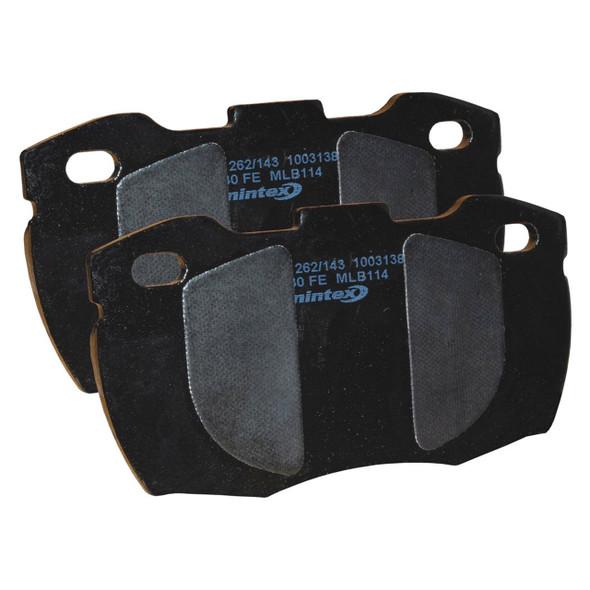Universal Self Adhesive Noise Dampening Shim Set of 4 Mintex - DA1141