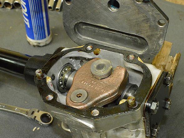 Series 2, 2A, 3 Steering Box Repair Kit