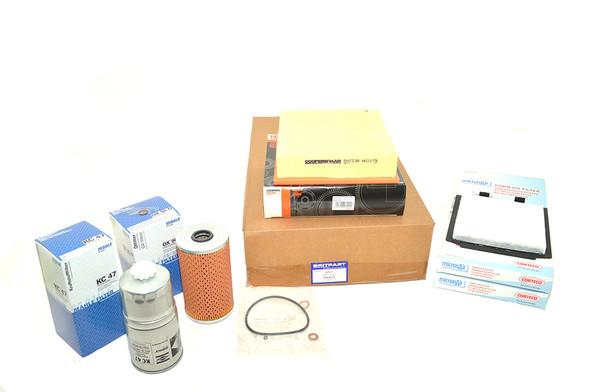 Land Rover Range Rover P38 2.5 DT OEM Premium Engine Service Filter Kit - DA6027P