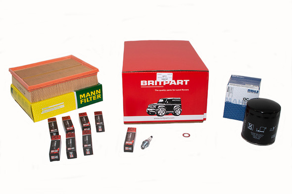 Land Rover Discovery 2 L318 V8 4.0 OEM Premium Engine Service Filter Kit - DA6010P