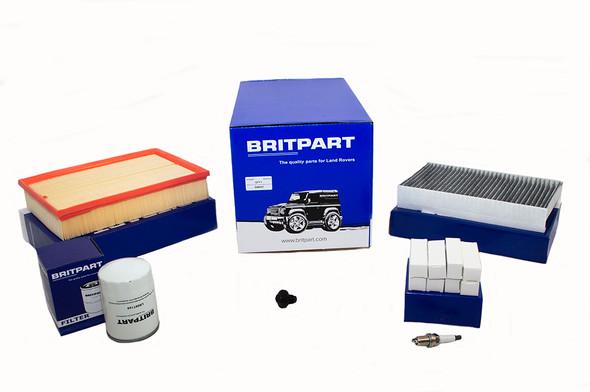 Land Rover Discovery 3 L319 4.4 Petrol Engine Service Filter Kit - DA6037