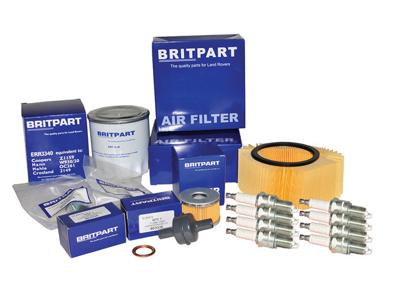 Land Rover Range Rover Classic 3.5 V8 Engine Service Filter Kit - DA6018