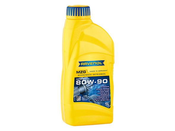 Ravenol 80W90 Mineral Gear Oil GL4 1 Litre - DA4965