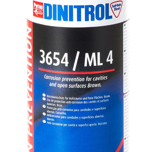 3654/Ml4 Canister 1 L Dinitrol - DA1992