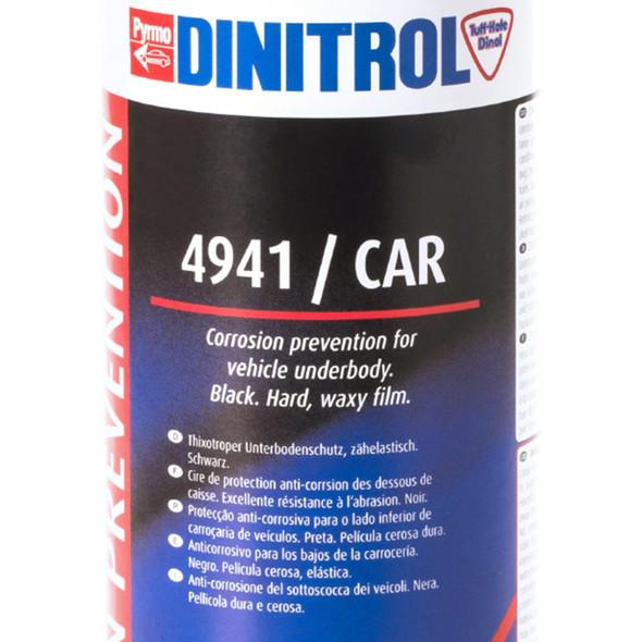 4941 Aerosol 500ml Dinitrol - DA1996