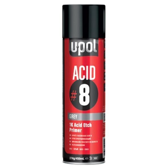 Acid#8 Etch Primer Aerosol 450ml Raptor - DA6393