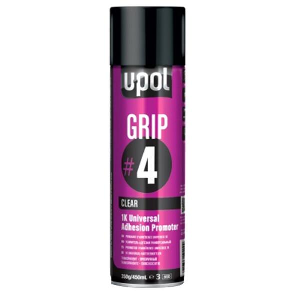 Grip#4 Universal Adhesion Promoter Aerosol 450ml Raptor - DA6394