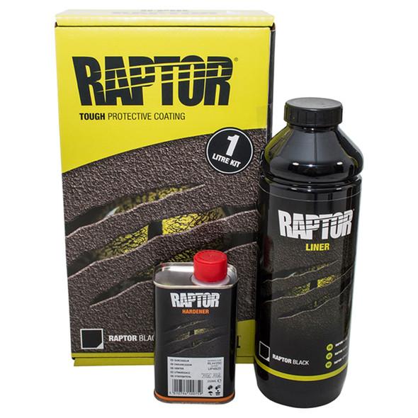 Bottle Kit 1 Litre Black Raptor - DA6497