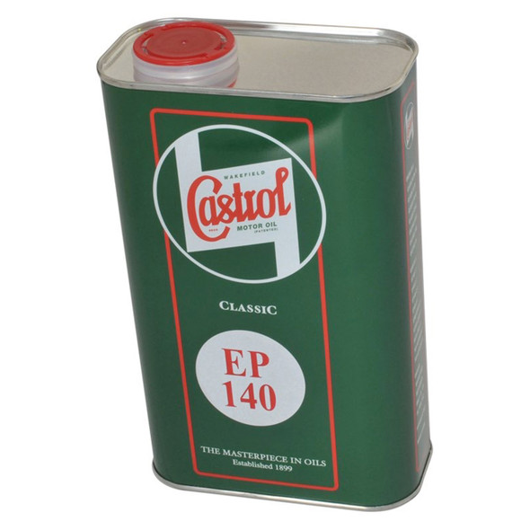 EP140 Extreme Pressure API GL4 Motor Oil 1 Litre Castrol - DA6264