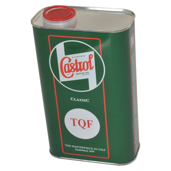 Classic TQF Motor Oil 1 Litre Tin Castrol - DA6268
