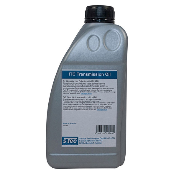 TF-0870 Synthetic Transfer Case Lubricant 1 Litre - IYK500010G