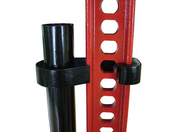 High Lift Jack Anti-Rattle Handle Clamp Red - DA3153