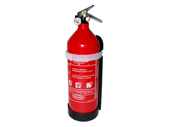 JGS4x4 | Land Rover 2Kg Powder ABC Fire Extinguisher - STC8138AB