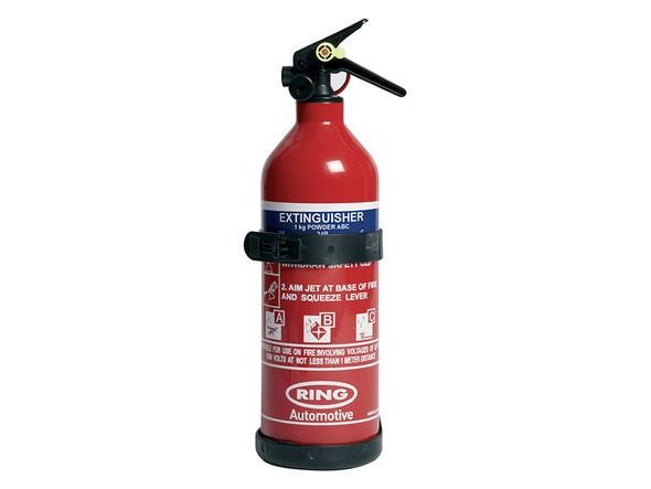 JGS4x4 | Land Rover 1Kg Powder ABC Fire Extinguisher - STC8529AA