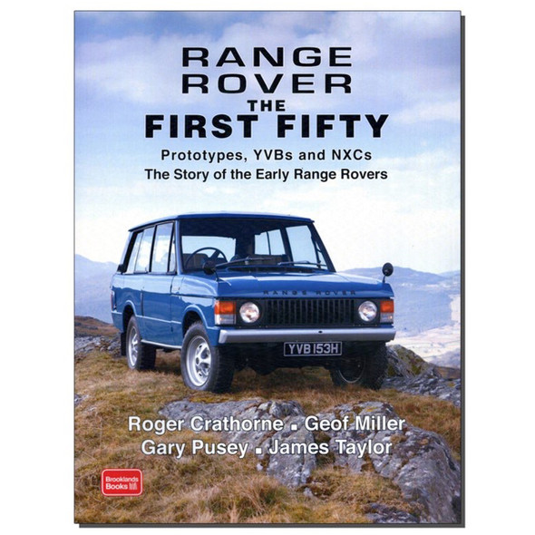 Range Rover The First Fifty Prototypes - DA3202