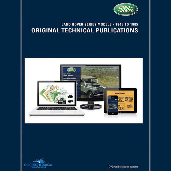 Series Original Technical Publications DVD/Online eBook - LTP3001