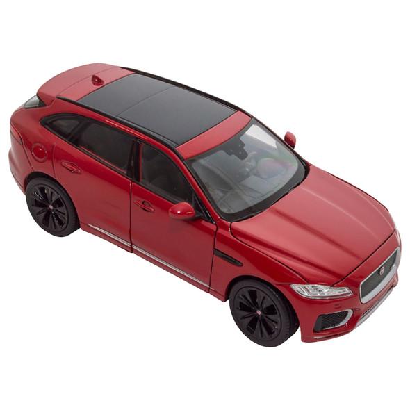 Jaguar Die-Cast 1:24 Scale Model Toy Red - DA1413