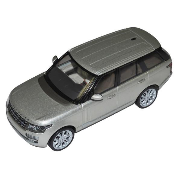 Range Rover L405 Diecast Model Luxor Gold - LRDCA405