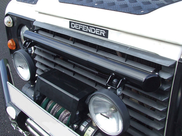 Land Rover Defender Front Grille Light Bar - DA5624