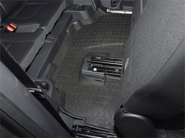 Land Rover Discovery Sport L550 Rubber Floor Mat Set Black - DA4832