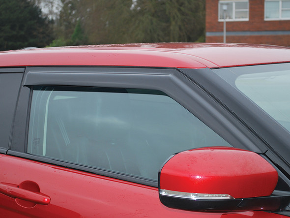 JGS4x4 | Land Rover Range Rover Evoque Window Wind Deflector Set - DA6093