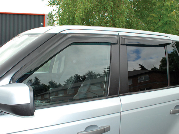 JGS4x4   Land Rover Range Rover Sport L320 Window Wind Deflector Set - DA6076