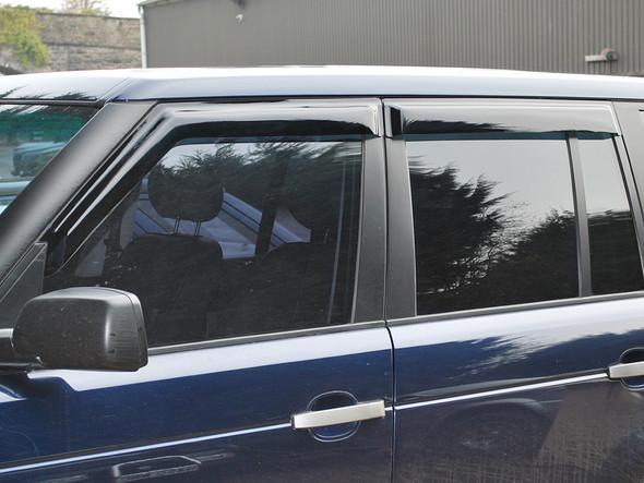 JGS4x4 | Land Rover Range Rover L322 Window Wind Deflector Set - DA6075