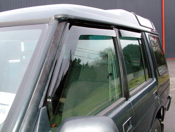 JGS4x4 | Land Rover Discovery 1 Window Wind Deflector Set - DA6070
