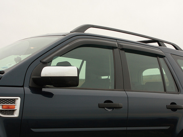 JGS4x4 | Land Rover Freelander 2 Window Wind Deflector Set - DA6074