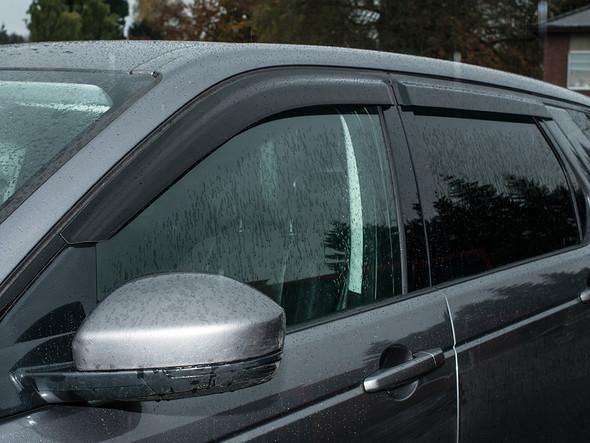 JGS4x4 | Land Rover Discovery Sport Window Wind Deflector Set - DA6079