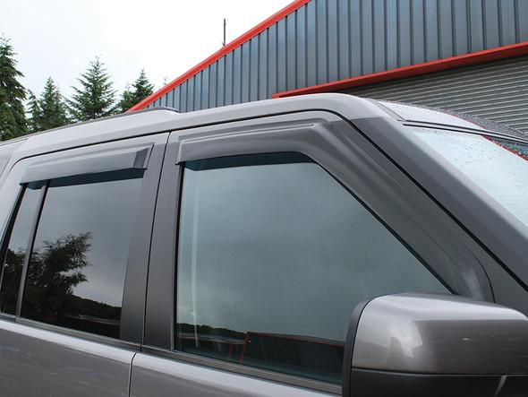 JGS4x4 | Land Rover Discovery 3 L319 Window Wind Deflector Set - DA6072