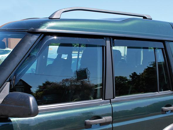 JGS4x4 | Land Rover Discovery 2 L318 Window Wind Deflector Set - DA6071