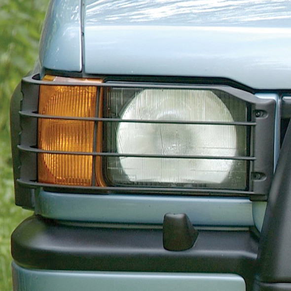 JGS4x4   Land Rover Discovery 2 Front Lamp Guard Pair - STC50026